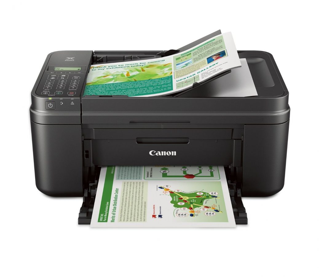 Canon PIXMA MX492 - All in One Printer