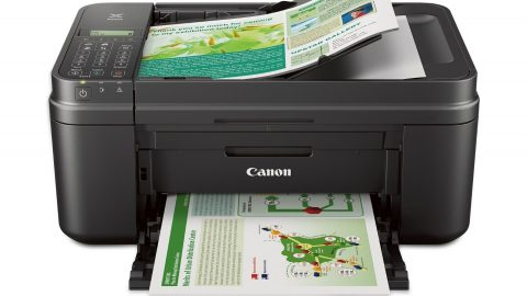 Canon All-In-One Printer Scanner Copier Fax $44