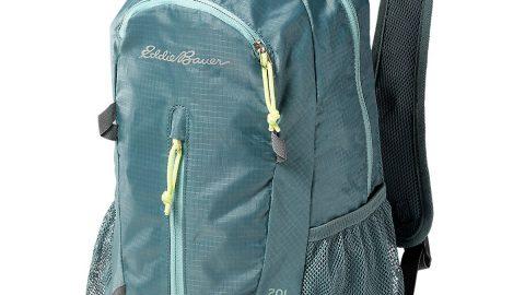 Eddie Bauer Stowaway Packable 20L Daypack $15
