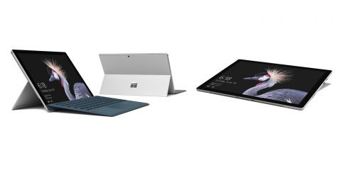 MICROSOFT The New Surface Pro $200 OFF (128GB | Intel Core i5 | 4GB RAM) Configuration