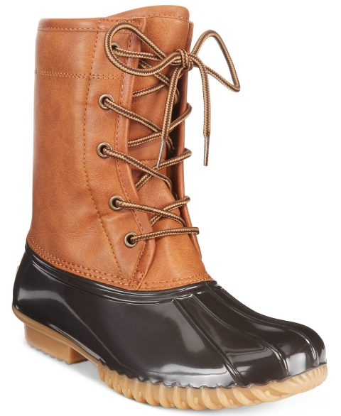 The Original Duck Boot – Arianna Boots $15.99