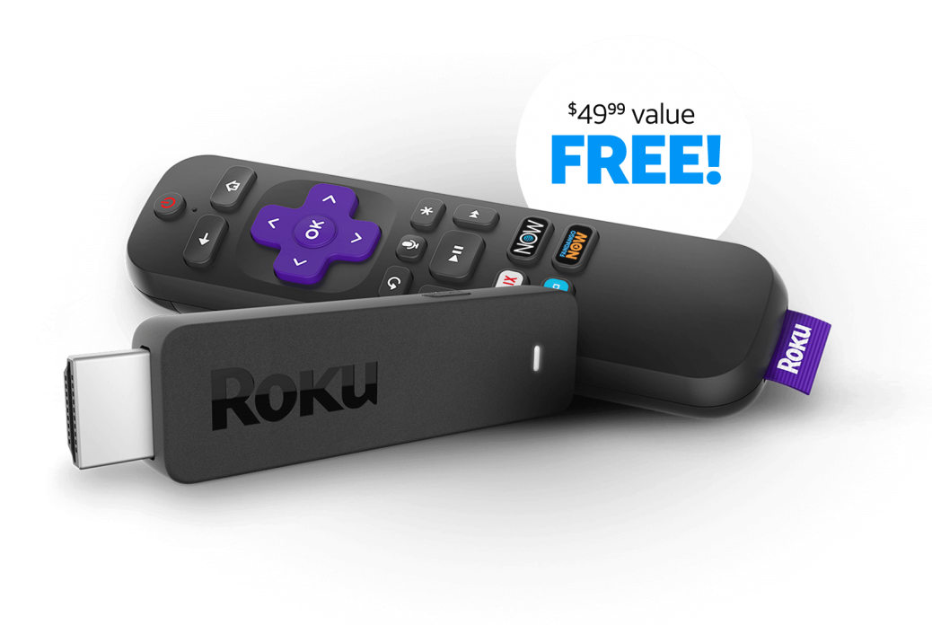 Free Roku with DIRECtV NOW