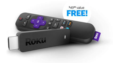 Roku Stick with DIRECTV NOW from $35