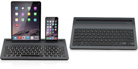 ZAGG Limitless Backlit Universal Mobile Keyboard & Stand $19.99