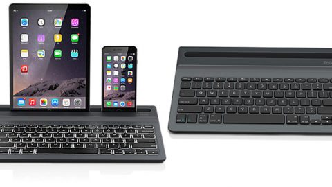 ZAGG Limitless Backlit Universal Mobile Keyboard & Stand $19.99