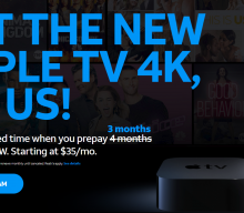 APPLE TV 4K – Get a FREE Apple TV 4K with DIRECTV NOW (Save $179)