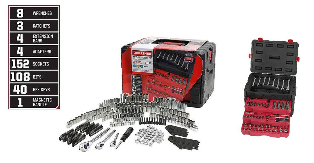 sears tool set sale - craftsman