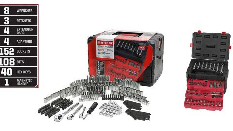SEARS – Up to 50% Off Craftsman Tools & Tool Sets