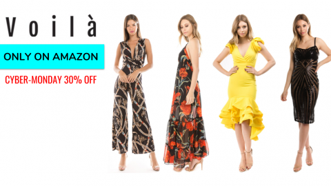 VOILA Women's Clothing Now Available On Amazon